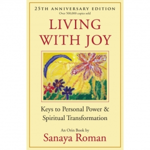 Living with Joy book cover