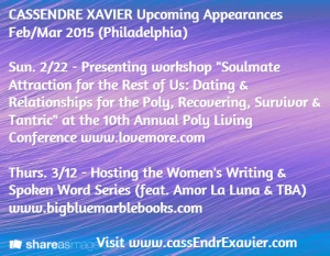 upcoming appearances pic quote Feb March 2015
